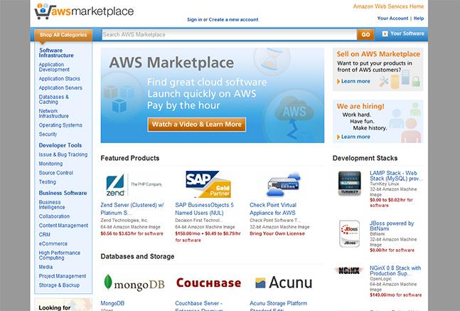 amazon-aws-marketplace