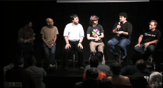 Maker Faire 2012 Crowdfunding Panel