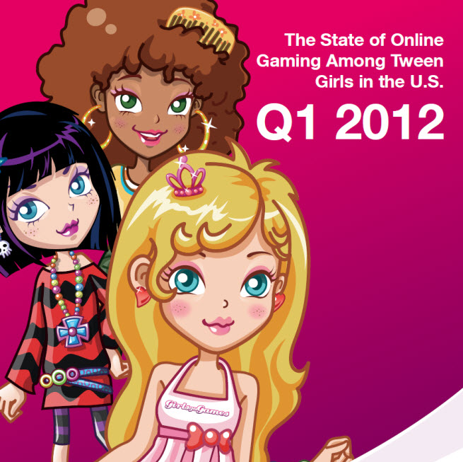spil games tween girl gaming report