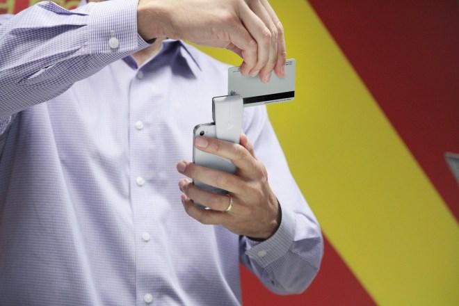 verifone sail mobile payment platform