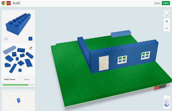 There goes my day  Google brings Lego building to Chrome   VentureBeat google lego chrome