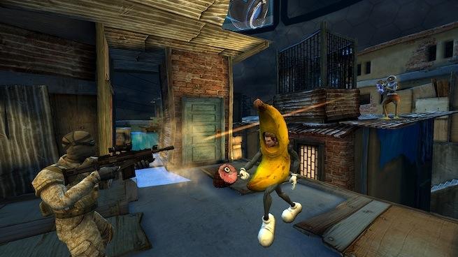 Offensive Combat Banana Suit
