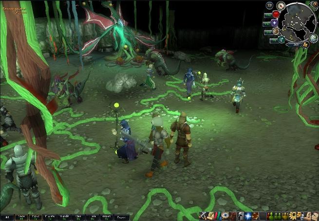 Runescape screenshot 2