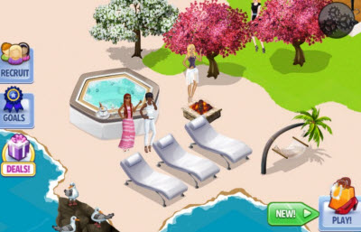 Pocket Gems launches Tap Campus Life mobile sorority game   GamesBeat Pocket