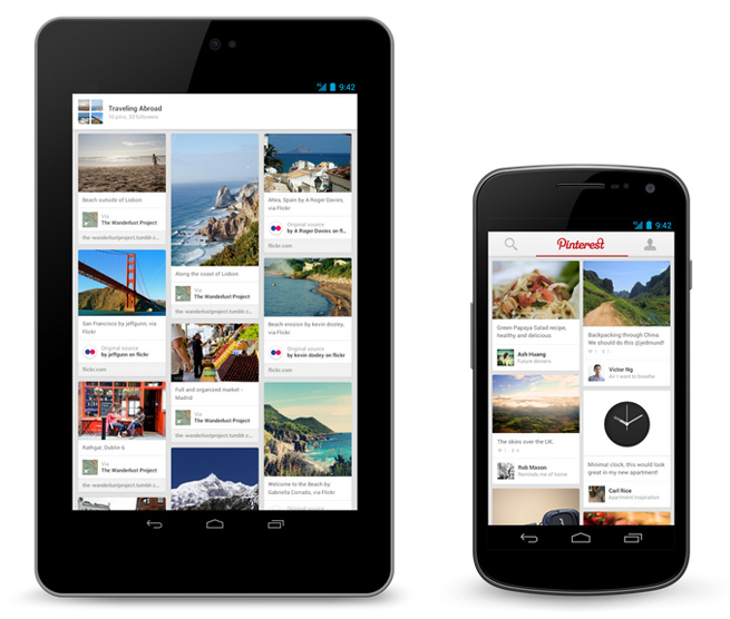 pinterest-android