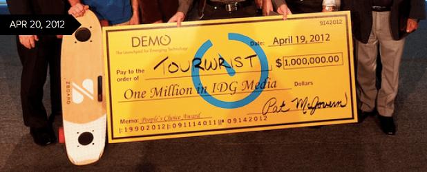 $1 million media prize