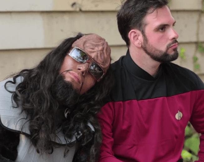 Klingon Style