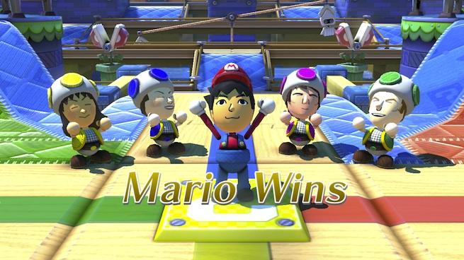 Nintendo Land: Mario Chase