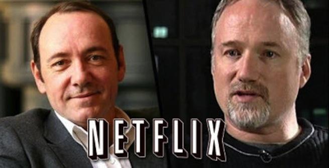 Netflix, Fincher & Spacey