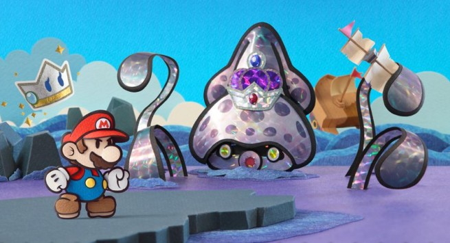 Paper Mario Sticker Star Fails To Justify Its Gimmick