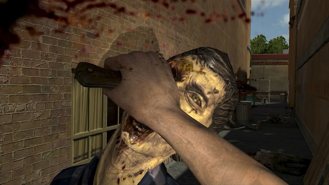 The Walking Dead: Survival Instinct execution