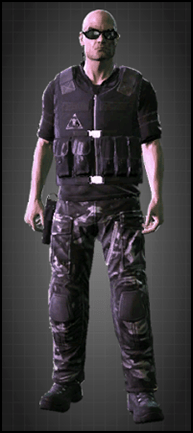 Agency Soldier