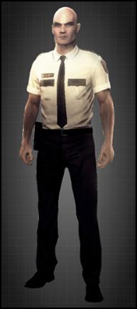 Rosewood Security Guard