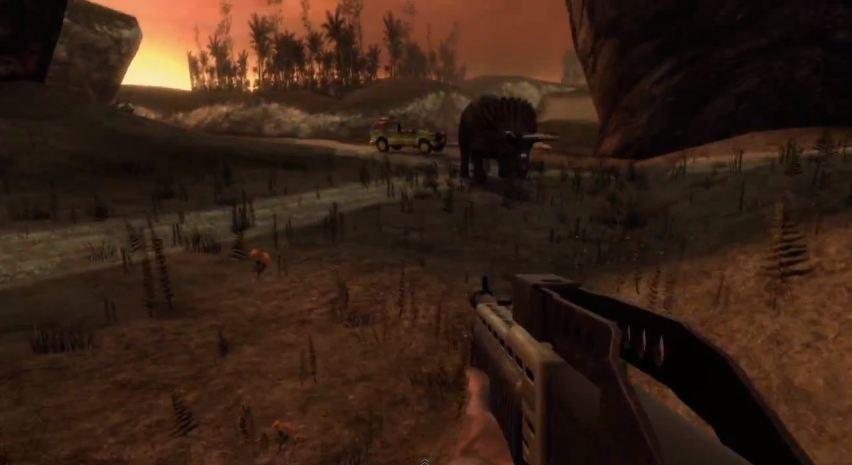 Modders Re Create Jurassic Park In Half Life 2 VentureBeat