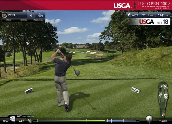 WGT partners with NBC s Golf Channel for online golf game   GamesBeat World Golf Tour announced today that it has partnered with NBC s Golf  Channel to cross promote WGT s online golf game