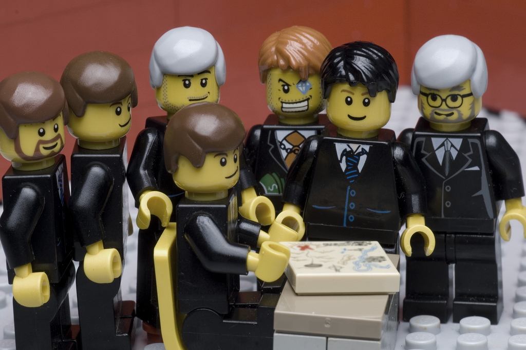 lego business