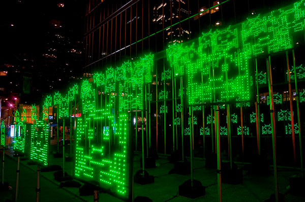Space Invaders Toronto