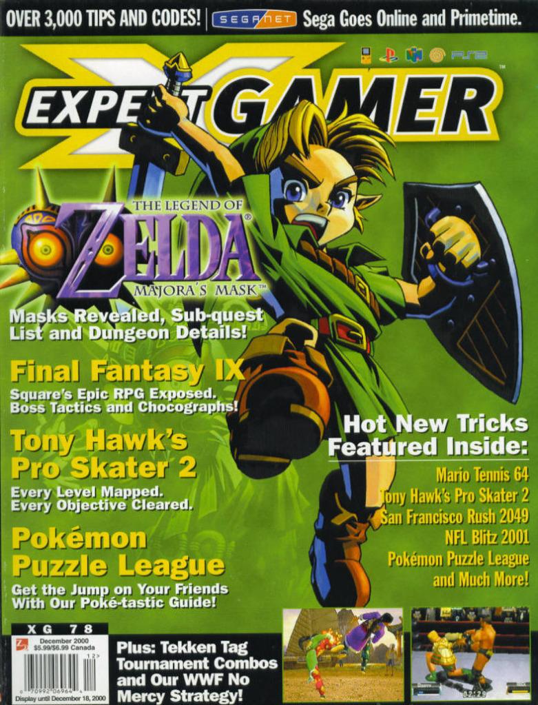 Expert Gamer