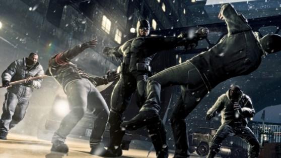 Batman: Arkham Origins 2