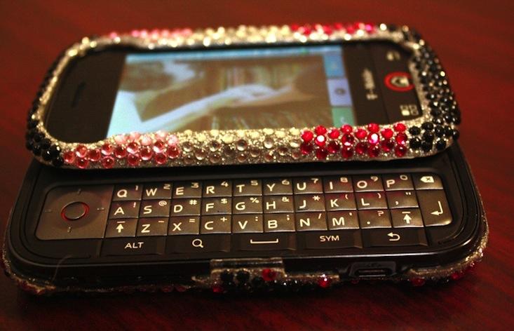 phone keyboard smartphone