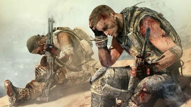 Spec Ops: The Line art