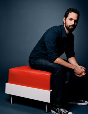 Neil Druckmann, creative director on The Last of Us, at Naughty Dog