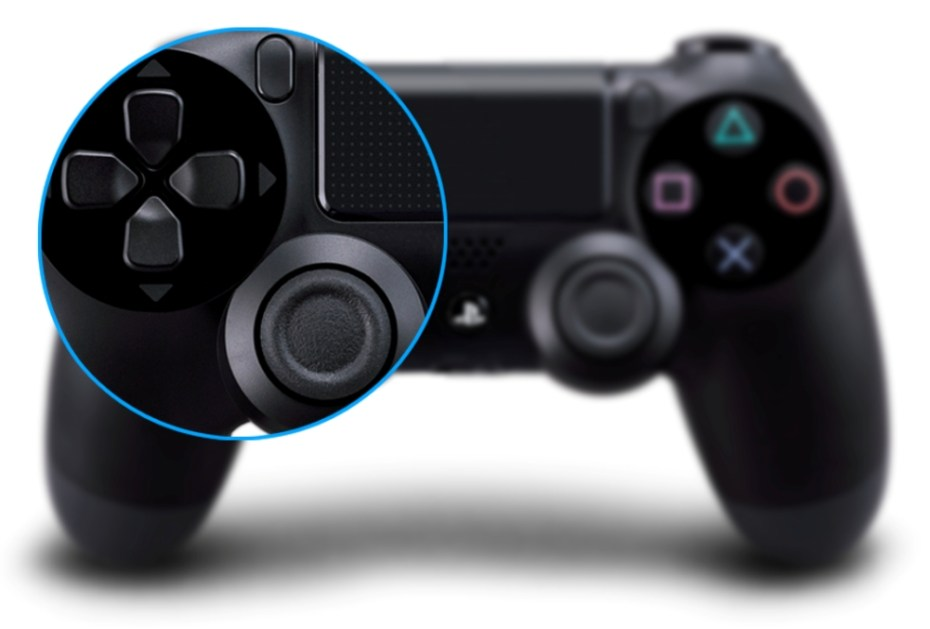 The PlayStation 4 Controller Whats New With The Analog