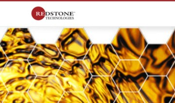 Redstone uses a honeycomb architecture.