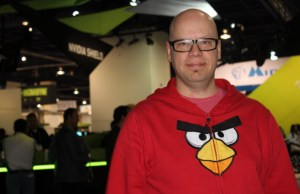 Jami Laes, executive vice president at Rovio