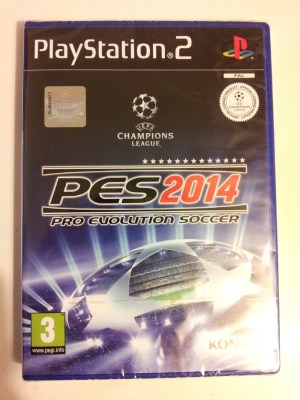 The last PS2 game in its sealed glory.