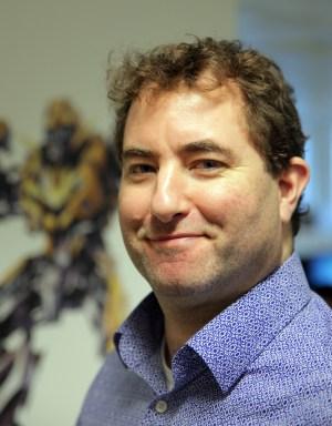 Transformers Universe vice president David Nicholson.