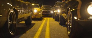 Need for Speed street race