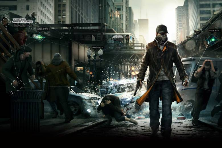 Game watchdogs hacking elektronik
