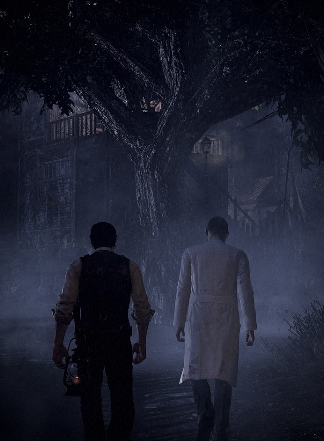 The Evil Within -- a village stroll