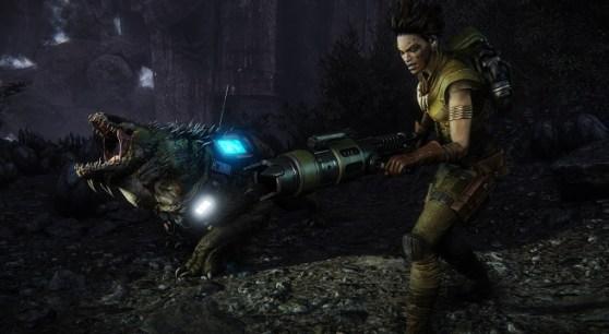 Evolve hunter Maggie