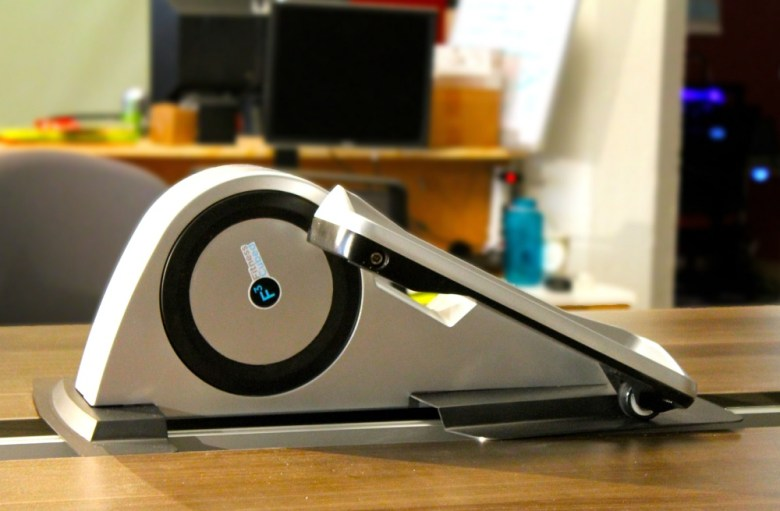 Cubii Lets You Pedal Under Your Desk To Stay Fit While You