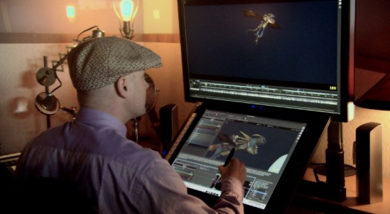 DreamWorks Animation Premo tool