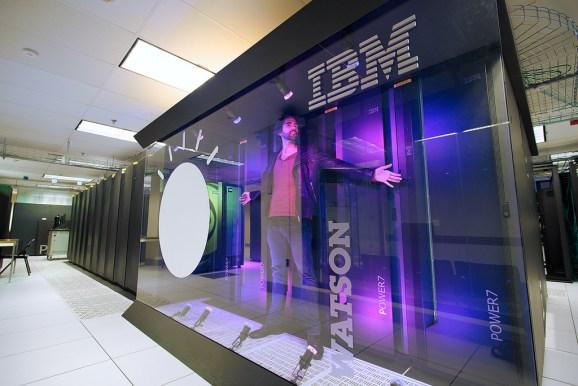 IBM Watson Mr Seb Flickr