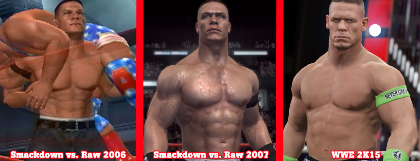 WWE 2K15s MyCareer Mode Trumps Its Other Frustrations