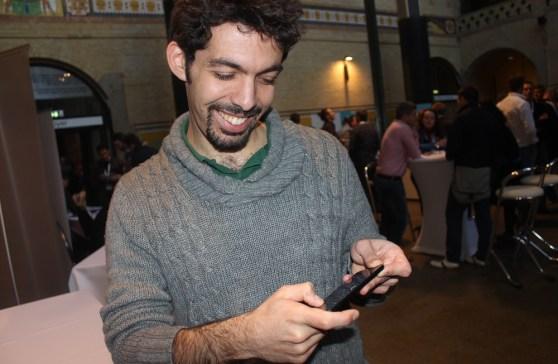 Yosef Safi Harb of Happitech