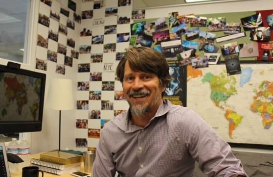 John Hanke of Google's Niantic division