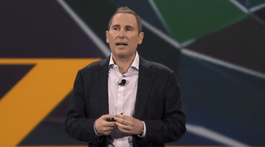 Andy Jassy is finally named CEO of Amazon Web Services ...