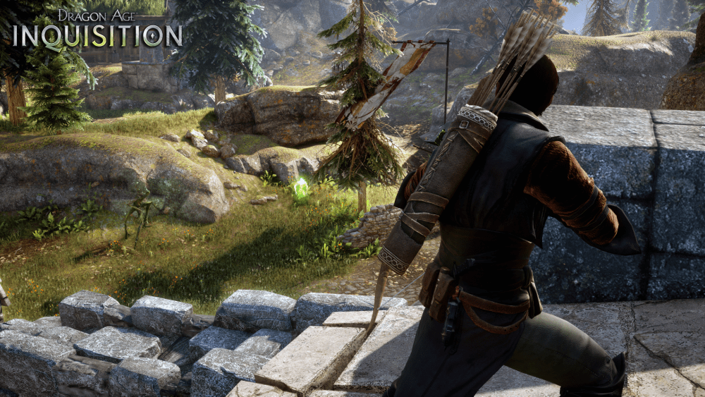 Dragon Age: Inquisition sometimes feels too big for its britches.