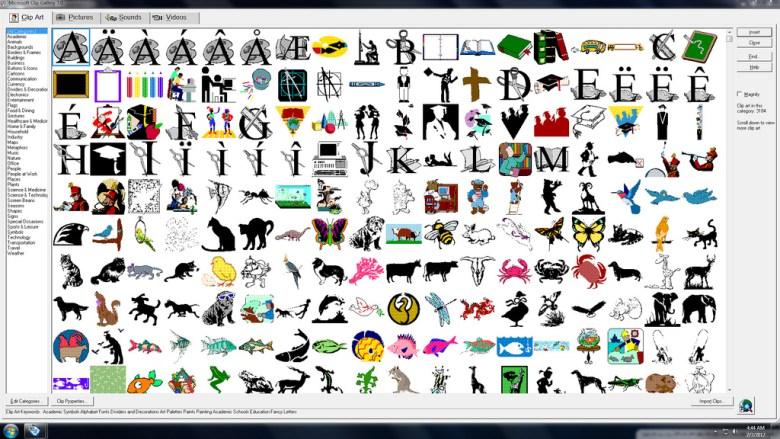microsoft word 2014 clipart - photo #20