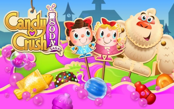 Candy Crush Soda Saga is growing King's player base but not its payer base.