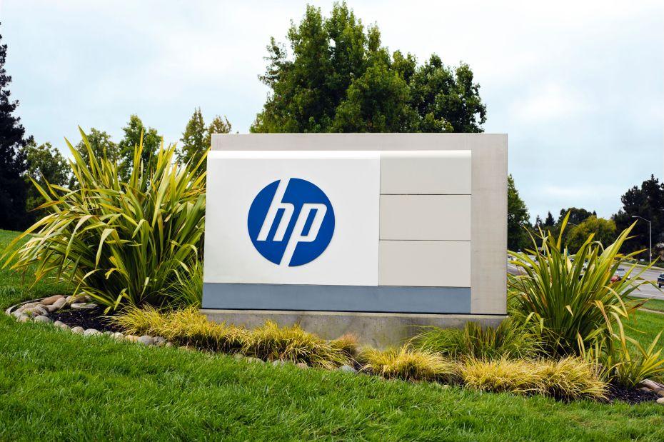 HP headquarters in Palo Alto, Calif.
