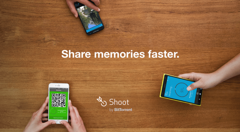Bittorrent Shoot: New Sharing App For Photos And Videos