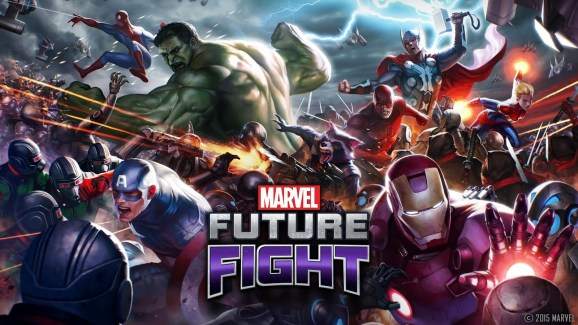 Marvel: Future Fight would make for an excellent couch co-op game on Apple TV.
