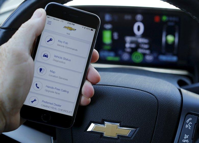 Onstar Mobile App >> Researcher says he can hack GM's OnStar app, open vehicle ...