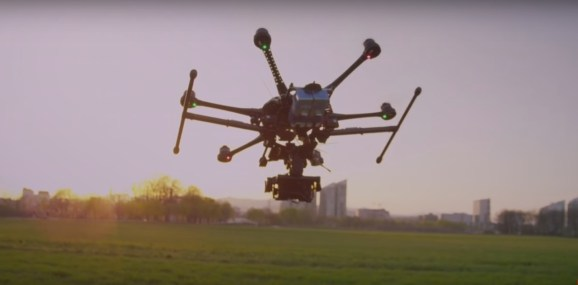 """Screen capture from Economist Films' """"The Drone Pilots Making the World a Better Place"""""""